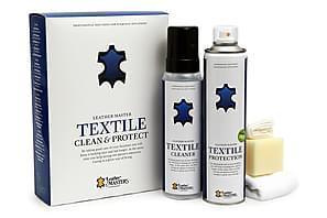 Tekstiilisuoja ja puhdistusaine