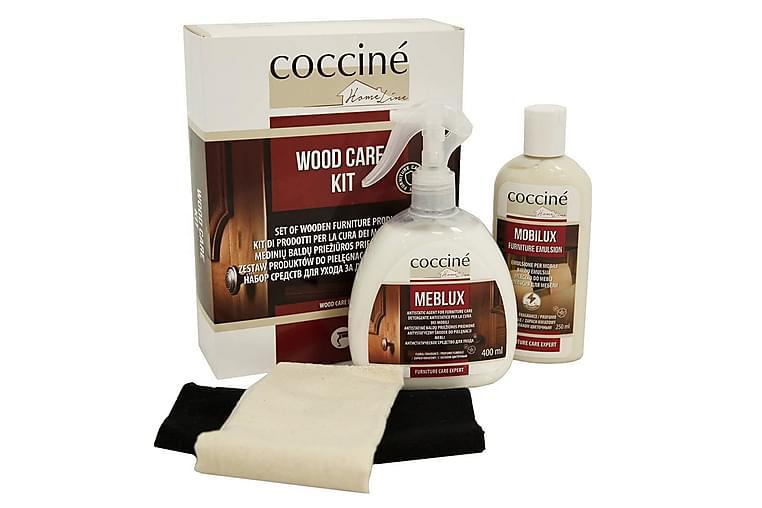 Puhdistusaine Coccine - Ruskea / Valkoinen - Huonekalut - Huonekalujen hoito - Keinonahka