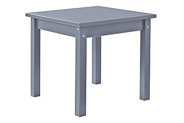 Lastenpöytä Mads 50 cm Harmaa
