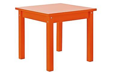 Lastenpöytä Mads 50 cm Oranssi