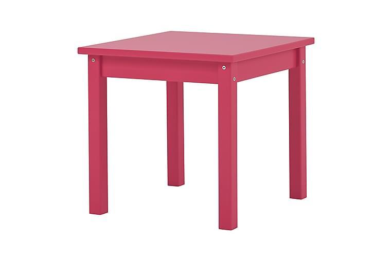Lastenpöytä Sandbacken 50 cm - Vaaleanpunainen - Huonekalut - Lasten kalusteet - Lasten pöydät