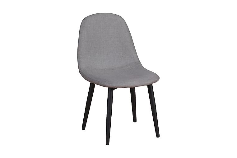 Lastentuoli Nicci - Harmaa/Musta - Huonekalut - Lasten kalusteet - Lasten tuolit