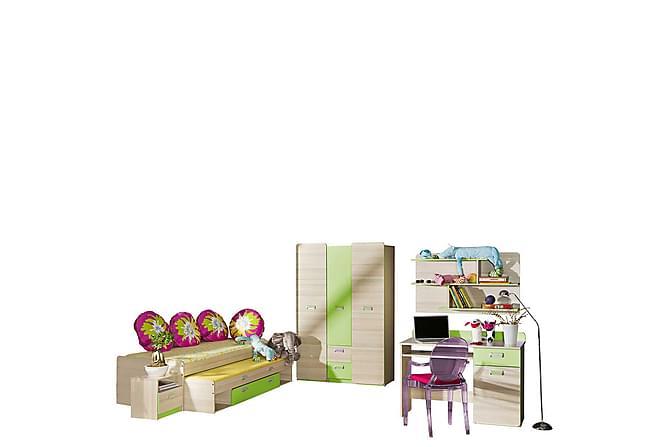 Makuuhuonesetti Lasten Lorento - Huonekalut - Lasten kalusteet - Lastenhuoneen säilytys
