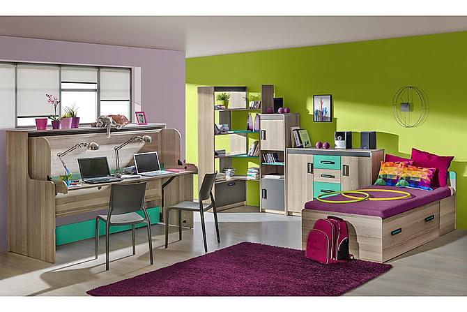 Makuuhuonesetti Ultimo - Huonekalut - Lasten kalusteet - Lastenhuoneen säilytys