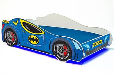 Lastensänky Louann Batman 80x160 LED