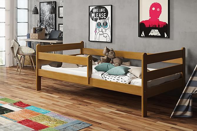 Sänky Lupin 80x160 - Tammi - Huonekalut - Sängyt - Runkopatjasängyt
