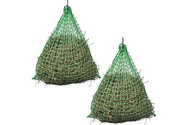 Heinäverkot 2 kpl pyöreä 0,75x0,5 m PP