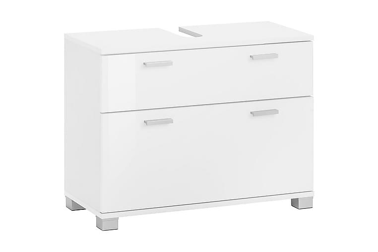 Pesuallas Rowan 70 cm - Valkoinen - Huonekalut - TV- & Mediakalusteet - TV-kaapit