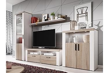 TV-kalustepaketti Sagres 275x39x180 cm