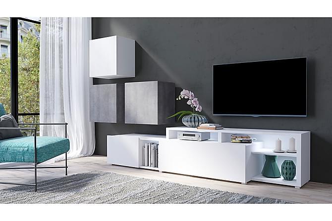 TV-kalustepaketti Vento - Huonekalut - TV- & Mediakalusteet - TV-kalustepaketti