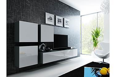 TV-kalustepaketti Vigo 230x40x180 cm