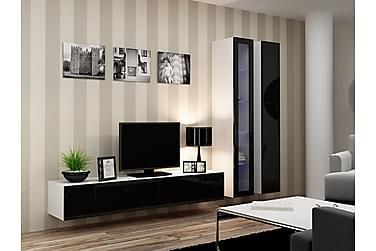TV-kalustepaketti Vigo 260x40x180 cm