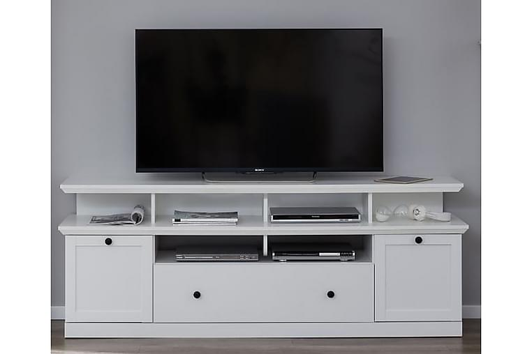 TV-kalustesetti Stenstorp 177 cm - Valkoinen - Huonekalut - TV- & Mediakalusteet - TV-kalustepaketti