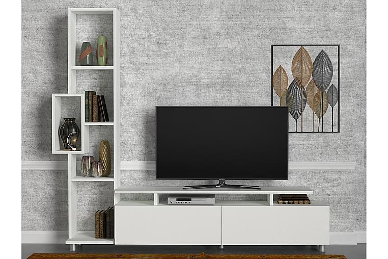 TV-taso Nathalie - Huonekalut - TV- & Mediakalusteet - TV-kalustepaketti