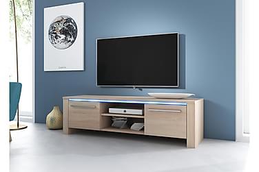 TV-taso Dorine 160 cm LED-valaistus