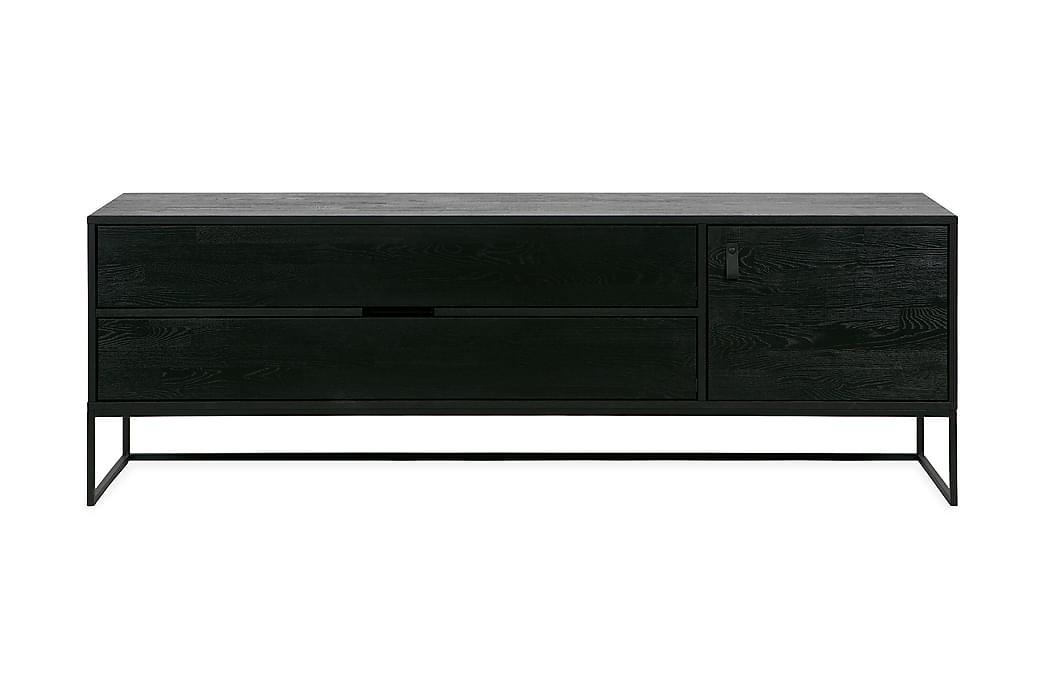 TV-taso Iria 180 cm - Musta Tammi - Huonekalut - TV- & Mediakalusteet - Tv-tasot & Mediatasot