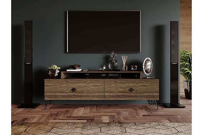 TV-taso Kanisha - Huonekalut - TV- & Mediakalusteet - Tv-tasot & Mediatasot