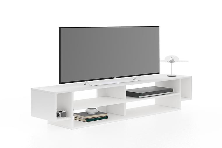TV-taso Orsene - Valkoinen - Huonekalut - TV- & Mediakalusteet - Tv-tasot & Mediatasot
