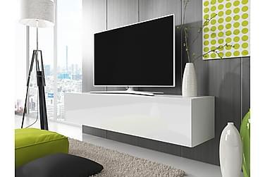 TV-taso Sigrid 160 cm LED-valaistus laatikko