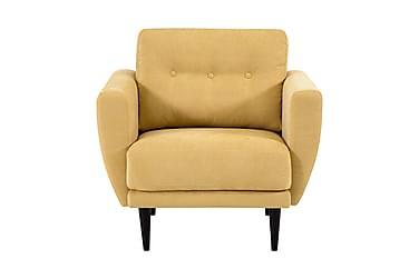 Nojatuoli Lancaster Keltainen