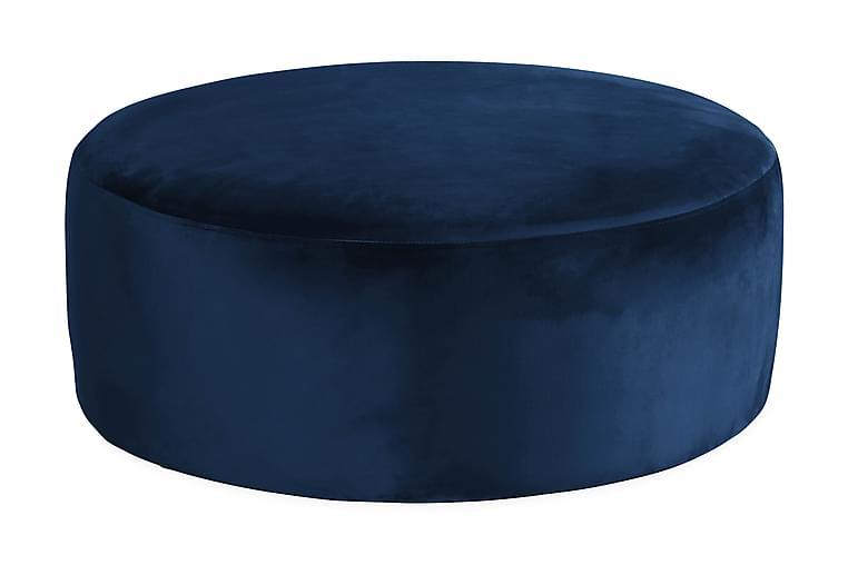Istuinrahi Donella 100 cm Sametti - Sininen - Huonekalut - Nojatuolit & rahit - Säkkirahit