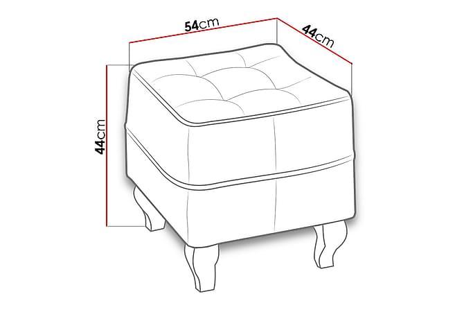 Windsor Istuinrahi 54x44x44 cm - Huonekalut - Nojatuolit & rahit - Säkkirahit