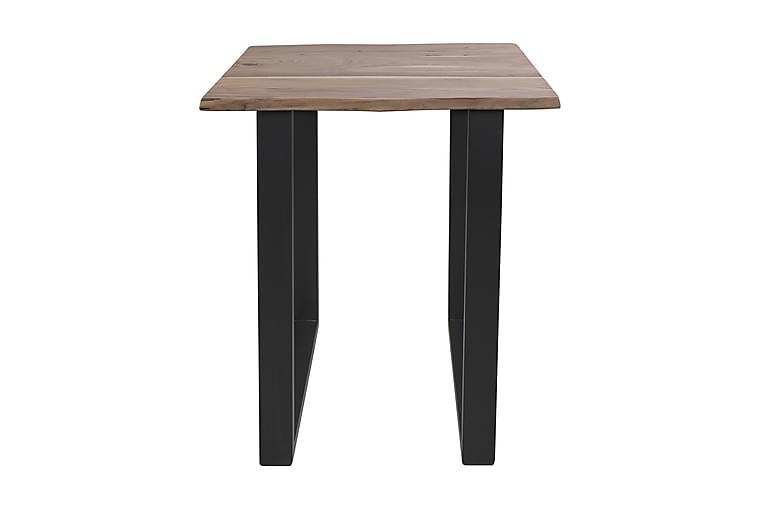 Baaripöytä Arhunda - Puu/Luonnonväri/Musta/Punainen - Huonekalut - Pöydät - Baaripöydät & seisomapöydät