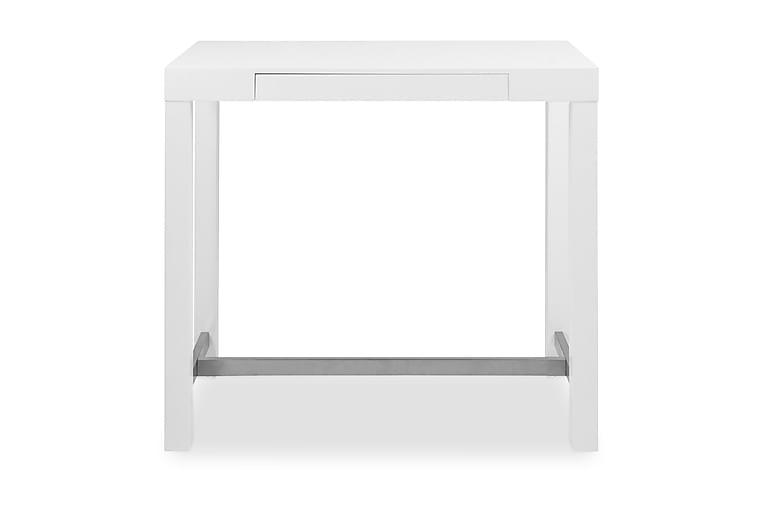Baaripöytä Tanja 120 cm - Valkoinen - Huonekalut - Pöydät - Baaripöydät & seisomapöydät