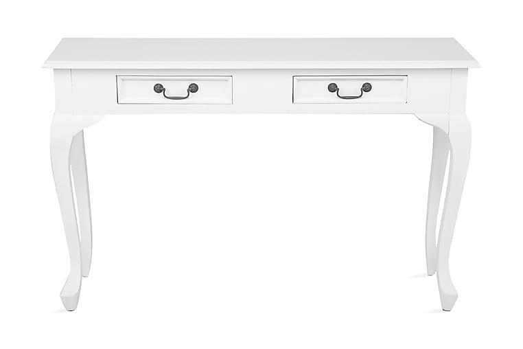 Apupöytä Beatrice 120 cm - Valkoinen - Huonekalut - Pöydät - Eteisen pöydät & apupöydät