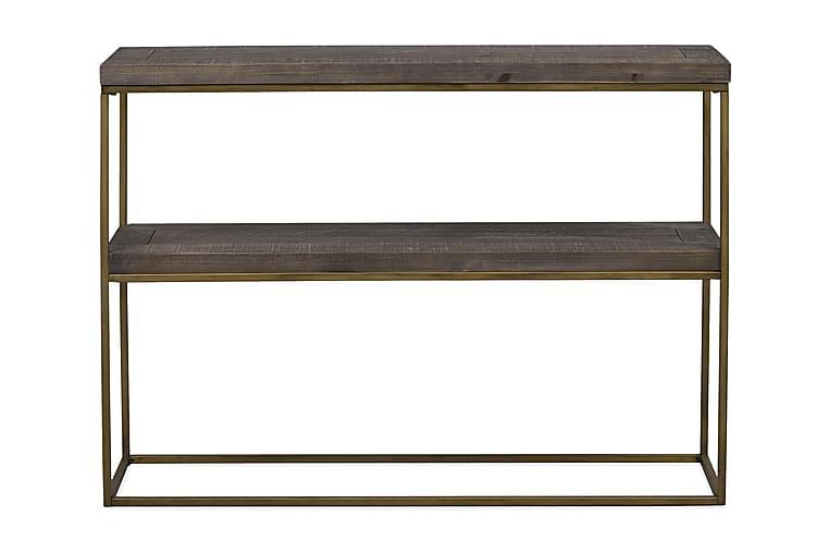 Apupöytä Fevik 121 cm - Harmaa - Huonekalut - Pöydät - Eteisen pöydät & apupöydät
