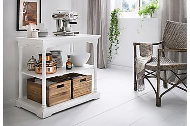 Keittiösäilytys Ruokapöytä 90 cm