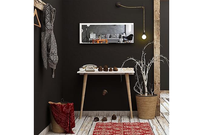 Kirjoituspöytä Crebbia seinää vasten - Huonekalut - Pöydät - Eteisen pöydät & apupöydät