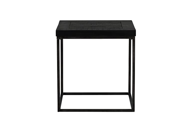 Sivupöytä Fevik 50 cm - Musta - Huonekalut - Pöydät - Eteisen pöydät & apupöydät
