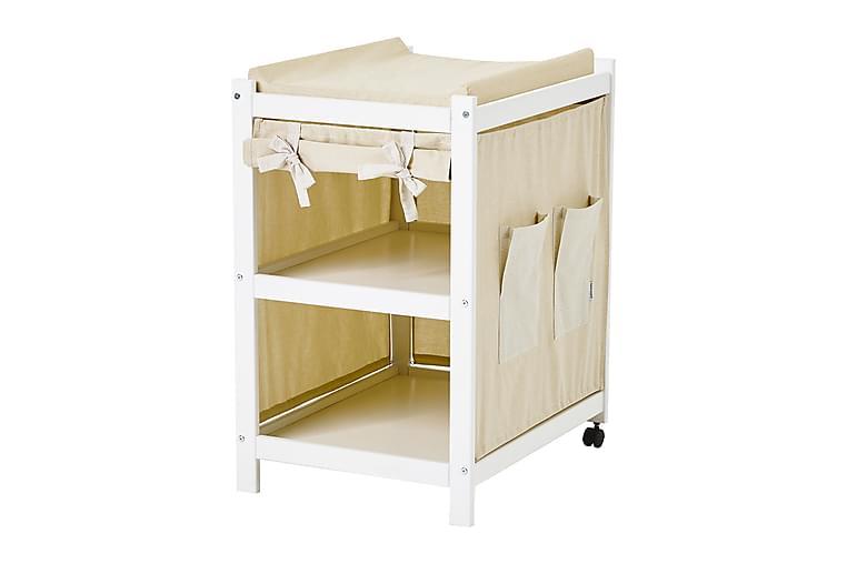 Hoitopöytä Ida-Marie 2 hyllyllä - Huonekalut - Pöydät - Hoitopöydät