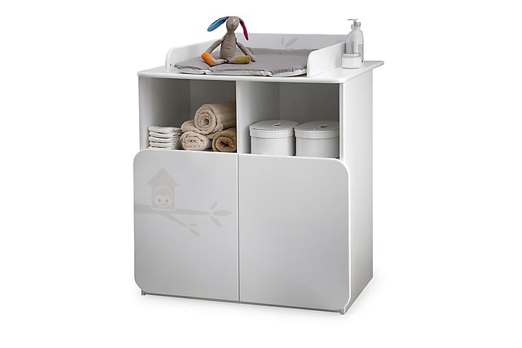 Hoitopöytä Joy 70x55 cm Valkoinen - Huonekalut - Pöydät - Hoitopöydät