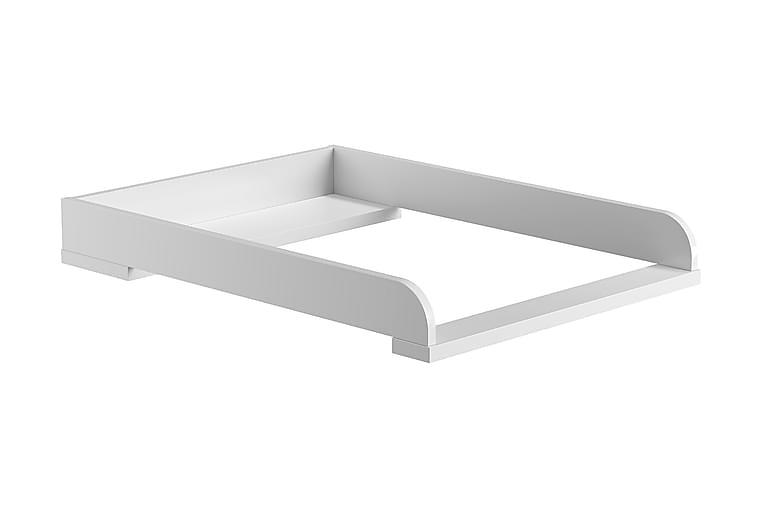 Yläosa Hoitopöytä Lounge Valkoinen - VOX - Huonekalut - Pöydät - Hoitopöydät