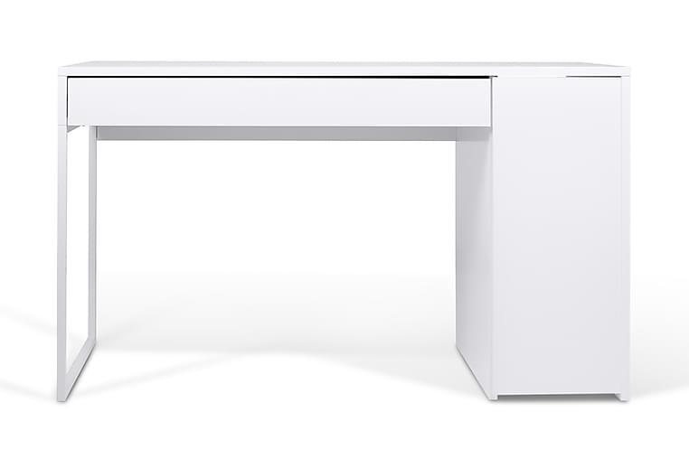 Kirjoituspöytä Prado 130 cm - Valkoinen - Sisustustuotteet - Pienet kalusteet - Tarjotinpöydät & pienet pöydät