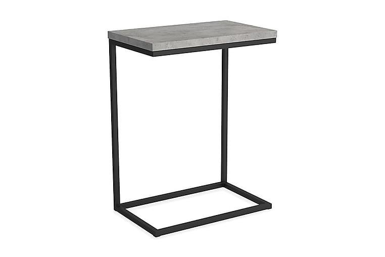 Sivupöytä Cerne 31 cm - Harmaa / Musta - Sisustustuotteet - Pienet kalusteet - Tarjotinpöydät & pienet pöydät