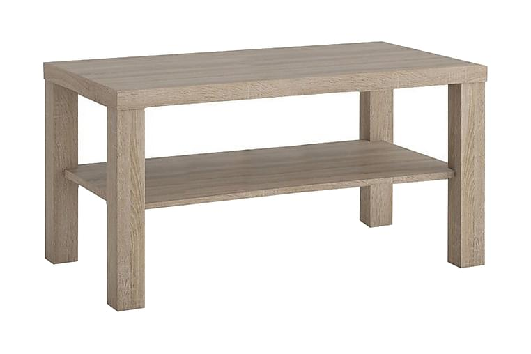 Sivupöytä Stornes 100 cm - Vaalea puu - Sisustustuotteet - Pienet kalusteet - Tarjotinpöydät & pienet pöydät