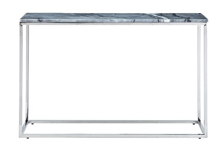 Apupöytä Titania 120 cm - Harmaa/Kromi - Huonekalut - Pöydät - Eteisen pöydät & apupöydät