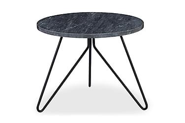 Sivupöytä Sisko 45 cm Pyöreä Marmori