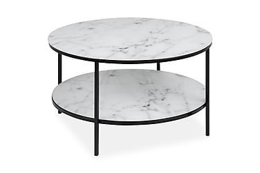 Sohvapöytä Alisma 80 cm Pyöreä