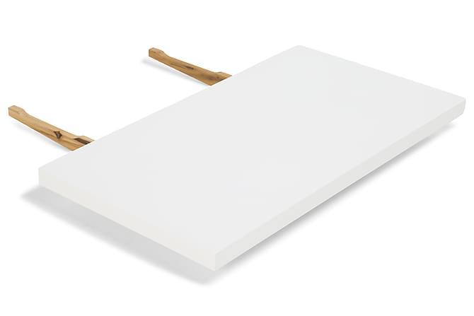 Jatkolevy Hannah 50 cm - Valkoinen/Puu - Huonekalut - Pöydät - Pöydänjalat & tarvikkeet