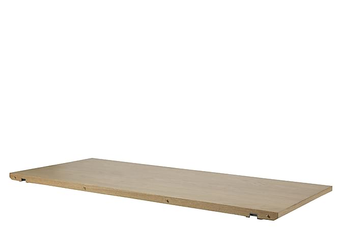 Jatkolevy Marte 102 cm - Beige - Huonekalut - Pöydät - Pöydänjalat & tarvikkeet