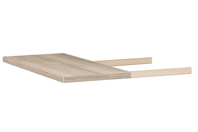 Jatkolevy Toscane 45 cm - Ruskea - Huonekalut - Pöydät - Pöydänjalat & tarvikkeet