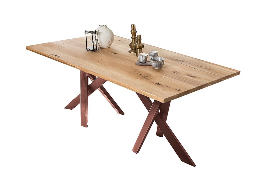 Pöytälevy Raital 200x100 cm - Tammi/Ruskea - Huonekalut - Pöydät - Pöydänjalat & tarvikkeet