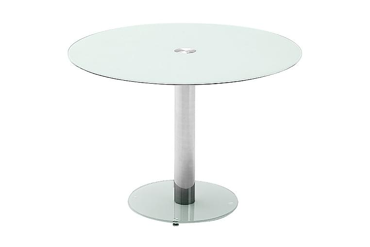 Pöytä Ailen 100 cm Pyöreä - Lasi - Huonekalut - Pöydät - Ruokapöydät & keittiön pöydät