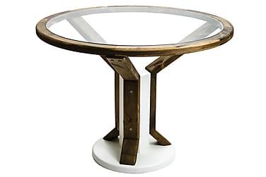 Pöytä Vernetta Pyöreä Lasi