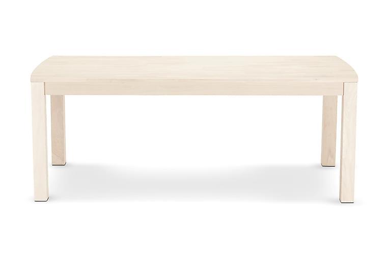 Ruokapöytä Anjou Jatkettava 200 cm - Tammi/Valkoinen - Huonekalut - Pöydät - Ruokapöydät & keittiön pöydät