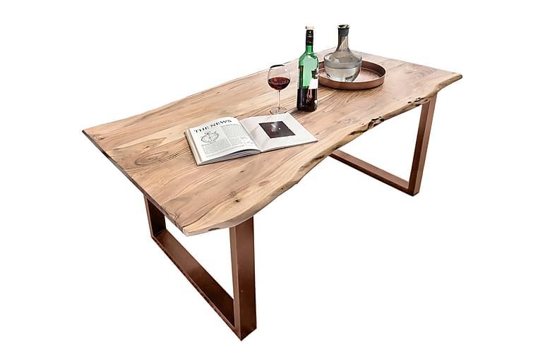 Ruokapöytä Arhunda - Puu/Luonnonväri/Ruskea - Huonekalut - Pöydät - Ruokapöydät & keittiön pöydät